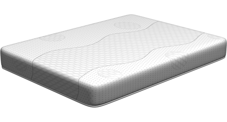 The Adventurer Aero-Pedic RV Mattress - RV Memory Foam Mattresses